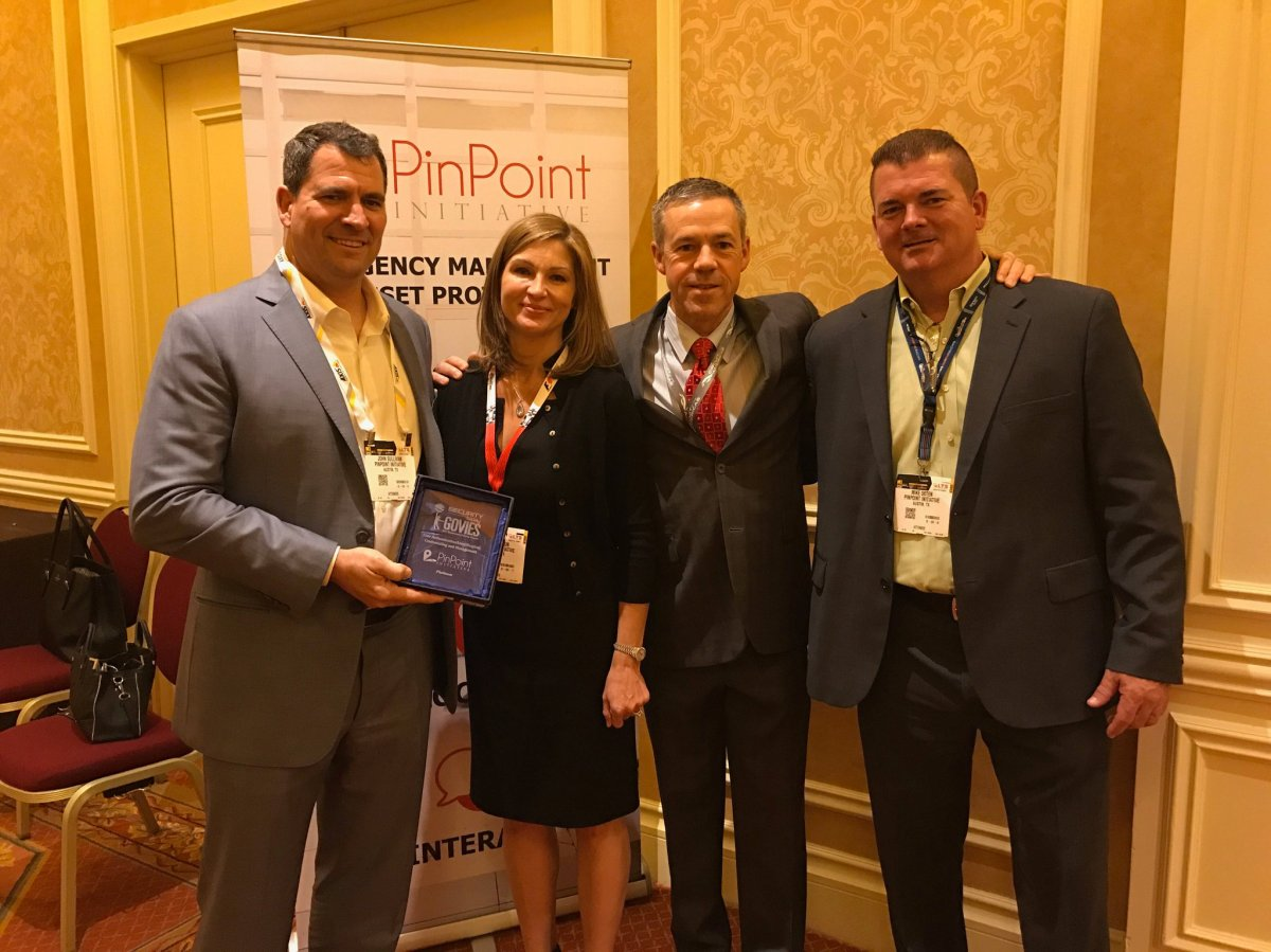 PinPoint Initiative Wins Govie Award